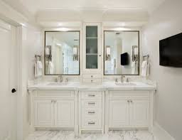 Bathroom Cabinet Tower Double Vanity Bathroom Designs With Tower Master Bathroom Vanity
