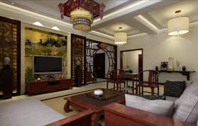 Decorations:Completely Chinese Style Living Room Interior Design Asian  Interior Decorating Ideas : Elegant Chinese