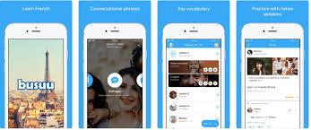 تطبيقات لتعلم اللغة الفرنسية على هواتف الاندرويد