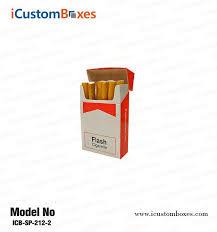 Cardboard Cigarette Boxes Custom Cardboard Cigarette Packaging