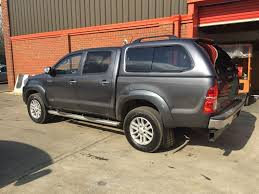 LUPO S1 HARD TOP CANOPY - (Toyota Hilux 2005-2016 Double Cab ...