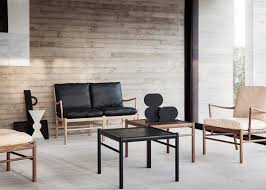 carl hansen søn delves into its archives for colonial furniture collection
