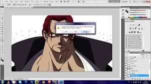 Pr Sentation De Mes Dessins Dbz Et One Piece Sur Photoshop La