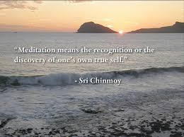 Meditation Quotes Beauteous Quotes On Meditation Sri Chinmoy Quotes