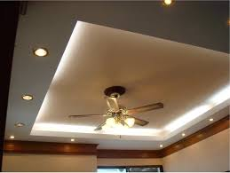 new recessed lighting and ceiling fan for cove lighting with recessed lighting setup and classy ceiling new recessed lighting and ceiling fan