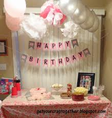 birthday ideas at home for husband image inspiration of cake and