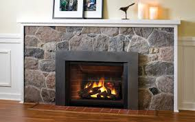 vented gas fireplace insert new direct vent ventless gas electric wood fireplaces housewarmings