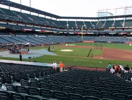 Baltimore Orioles Seating Chart Oriole Park At Camden Yards Section 20 Seat Views Seatgeek