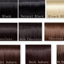 Dark Chocolate Brown Hair Color Chart Hair Color