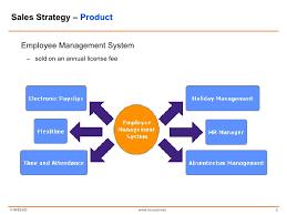 Insead Sales Strategy Case Study