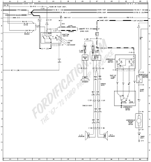 1972 ford truck wiring diagrams fordification com ambient sensor switch