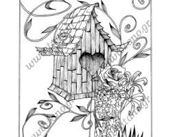 Small Picture coloring pages for adults coloring for kids birds tree