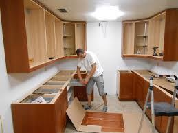 Brilliant Image Gallery Kitchen Cabinets Installation