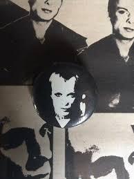 Watch brian eno perform 'ladytron' with roxy music. Vintage 1970s Brian Eno Roxy Music Button Pinback Ebay