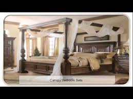 Canopy Bedroom Sets Princess Furniture YouTube Throughout Girls Bed Prepare  15 ...