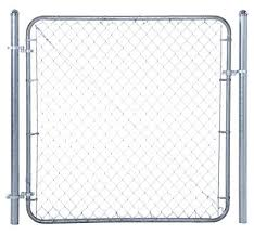 Image Taihan Co Image Unavailable Amazoncom Fitright Chain Link Fence Walkthrough Gate Kit 24