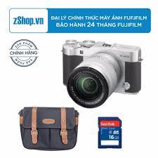 Shop bán Máy ảnh FUJIFILM X-A3 KIT XC16-50MM F3.5-5.6 OIS II ( Bạc) - Chính  hãng + Tặng Túi Fujifilm cao cấp + Thẻ nhớ 16GB