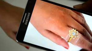 jewellery bms augmented reality