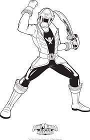 Small Picture Power Rangers Megaforce Coloring Pages Getcoloringpages Com