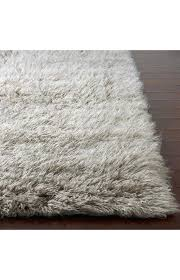 greek flokati rug standard carpets grey and natural white nuloom hand woven