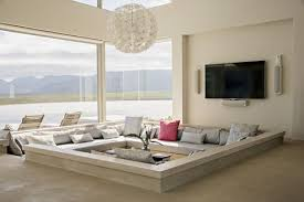Family Living Room Simple Design