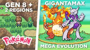 Pokemon Let's Go Mewtwo GBA Download - PokéHarbor