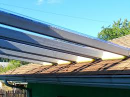 image of home depot corrugated plastic roofing models