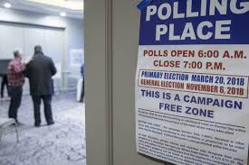 Where Is My Designated Polling Place Indiana Honor Dr King With Voting Rights Reforms Sun Times Letters