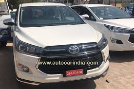 2018 toyota innova touring sport.  2018 2017 toyota innova crysta touring sport specifications launch date in  india  autocar for 2018 toyota innova touring sport