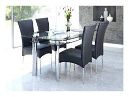 amusing dining table set 4 chairs fascinating gl room 9 amazing chair kitchen 7 black and ideas plus wonderful photo