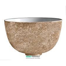 <b>Раковина</b> для ванной накладная <b>Kerasan Ciotola C1</b> ø46 см ...