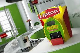 Lipton Vending Machine Impressive Lipton On Behance