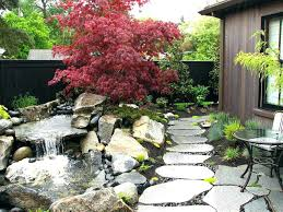 View In Gallery Garden Design Blended With A Western Touch And Amazing Zen Garden Designs Gallery