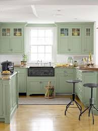 Custom Kitchen Cabinets Massachusetts Beauteous 48 Rooms That Prove Green Is The Prettiest Color Kitchens