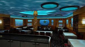 underwater restaurant disney world.  Disney Animatoru0027s Palate On The Disney Dream On Underwater Restaurant World A