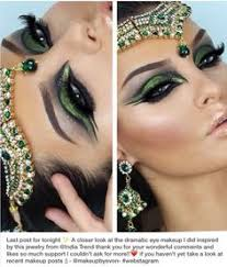 avante garde makeup avant garde meets arabic