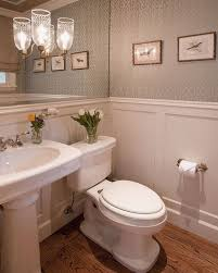 Powder Room Design Ideas powder room design mirrored wall for a small space