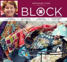 BLOCK Magazine from Missouri Star Quilt Co. My favorite magazine ... & BLOCK Magazine from Missouri Star Quilt Co. My favorite magazine! Adamdwight.com