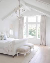 All White Bedrooms | RC Willey Blog