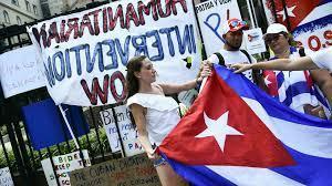 Cuba says US 'encouraged' Paris embassy ...