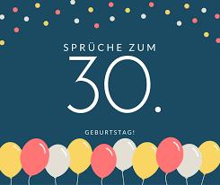 30 Geburtstag Spruche Frau Lustig