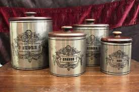 high quality design of kitchen canisters sets without awesome with rustic kitchen canisters regarding property