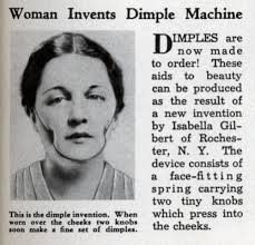 RochesterSubway.com : The Dimple Machine – Made in Rochester