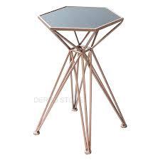 metal side table modern design loft style round metal side table fashion popular living room sofa metal side table