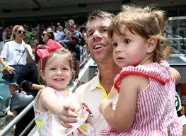 David Warner, Ivy Warner, Indi Warner - David Warner Photos - Australia v  England - First Test: Day 5 - Zimbio