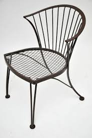 black iron outdoor furniture. unique brown hair made of iron by woodard furniture for patio ideas black outdoor u