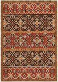red and brown rug red chocolate red brown and cream area rugs