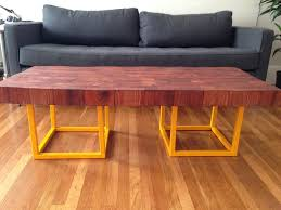 Redwood Coffee Table 7 Steps With Pictures
