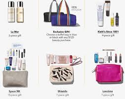 HOT* Ulta Vs Bloomingdale's: 22-Piece Gift Bag w/ $75 and Beauty ...