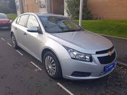 2012 Chevrolet Cruze 1.6 5dr. Years MOT & Service, 3 month ...